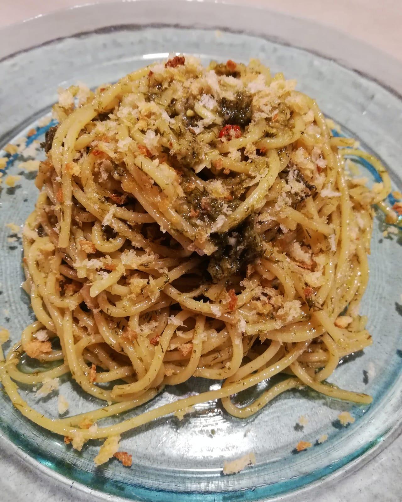Garofalo - Spaghetti Garofalo alla Sasá