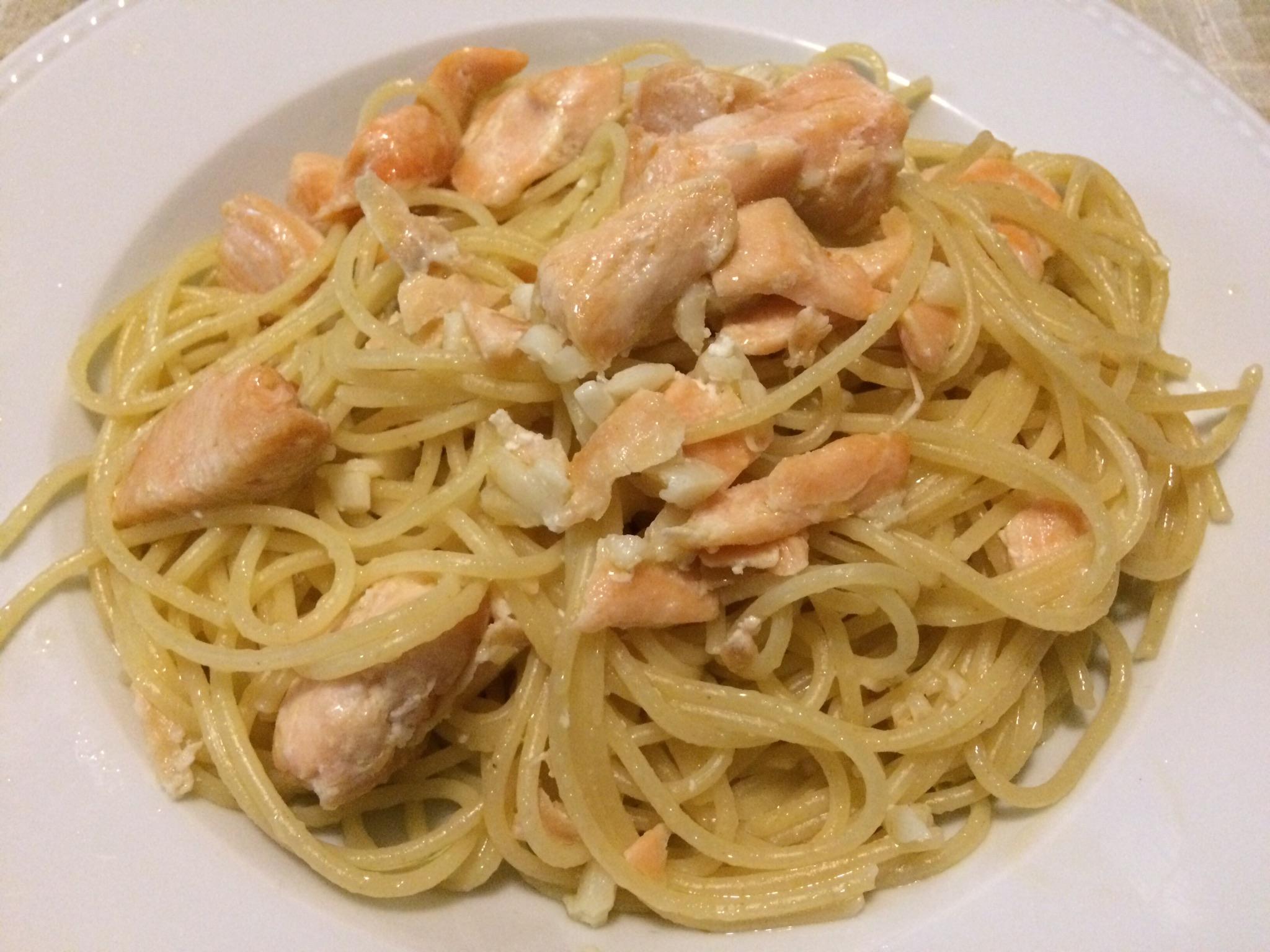 Garofalo - Spaghetti Garofalo con salmón