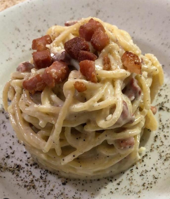 Garofalo - Gricia con pancetta